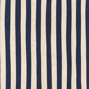 Canvas Natural Stripes