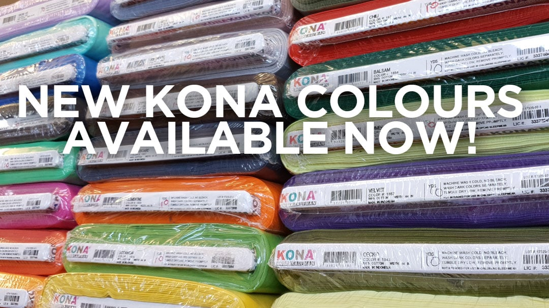 New Kona Colours!